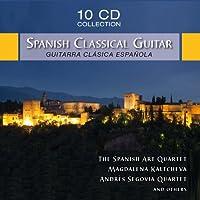 Spanish Classical Guitar / Guitarra Clasica Espanola by Magdalena Kaltcheva
