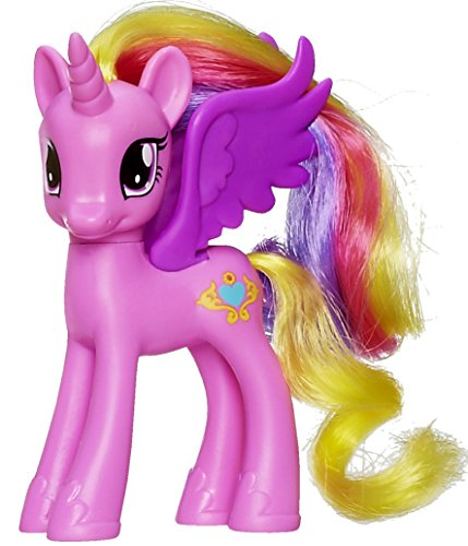 My Little Pony 4 Inch LOOSE Collectible Pony Princess Cadence