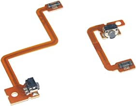 L/R Shoulder Button with Flex Cable for Nintendo 3DS Repair Left Right Switch, Left Right Shoulder Button with Flex Cable for Nintendo 3DS Repair L/R Switch