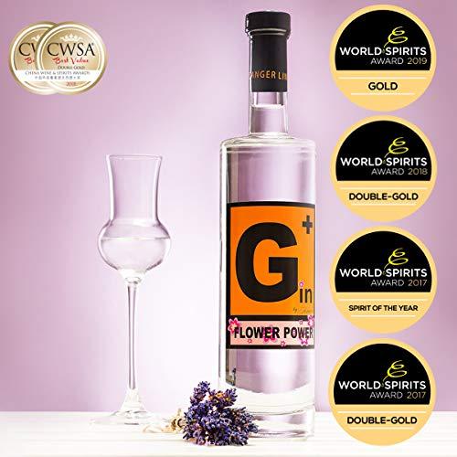 Gin+ Flower Power Gin