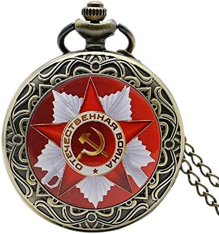 beautiful Pocket watches Special Campaign for men Union CCCP Soviet Retro Russia Ranking TOP3