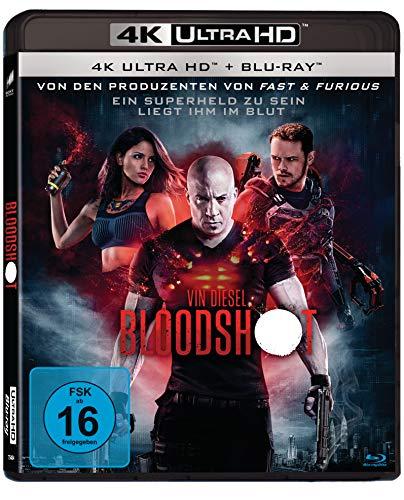 Bloodshot (UHD) [Blu-ray]