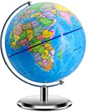 "Best World Globes - World Globes for Kids - Size 9"" Educational Review"