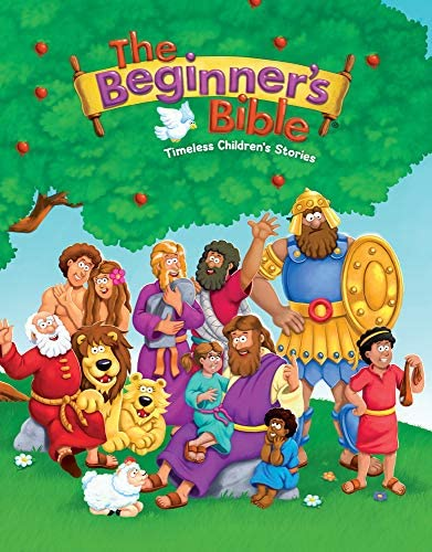 The Beginner s Bible Timeless Children s Stories product image