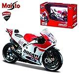 Maisto M31588Echelle 1/18' The MotoGP 2015–Ducati Desmosedici Vélo porté par Andrea Iannone modèle