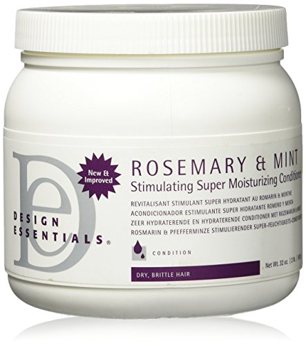 Design Essentials Rosemary & Mint Stimulating Super Moisturizing...