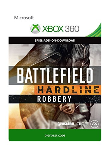 Battlefield: Hardline Robbery [Xbox 360 - Download Code]
