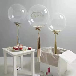 RUNGAO Led Christmas Light Latex Balloon Wedding Birthday Party Xma Festival Decor 20 Inch