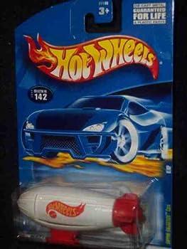 Hot Wheels #2000-142 Blimp 2001 Card Collectible Collector Car Mattel 1 64 Scale
