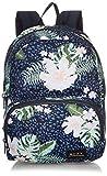 Roxy Always Core Printed-Backpack, Mujer, Mood Indigo ANIMALIA S, One Size