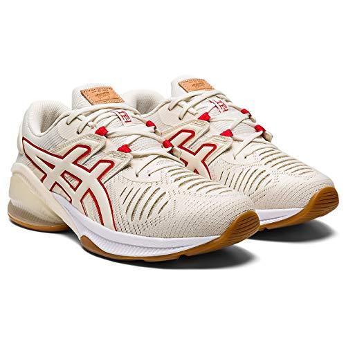 ASICS Womens Gel-Quantum Infinity Jin Running Shoe, Birch/Birch, 37.5 EU