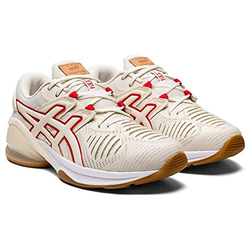 ASICS Womens Gel-Quantum Infinity Jin Running Shoe, Beige, 41.5 EU