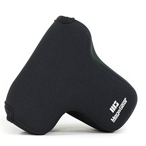 MegaGear ''Ultra-Light'' Neoprene Kamera Tasche für Fujifilm X-Pro2 (18-55mm) schwarz