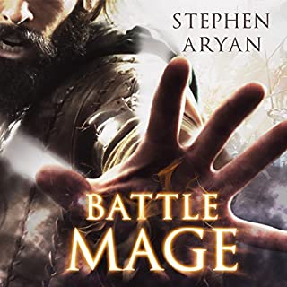 Battlemage cover art