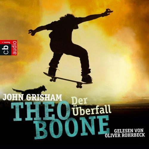 Der Überfall (Theo Boone 4) Titelbild