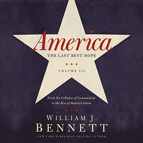 America: The Last Best Hope, Volume III cover art