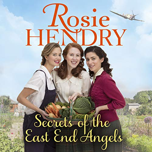 Couverture de Secrets of the East End Angels