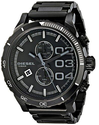 Diesel Men's DZ4326 Double Down Series Analog Disp...