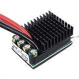 Módulo electrónico Controlador de velocidad eléctrica cepillada bidireccional ESC 7-18V 2S-4S para DIY RC Diferencial Stimeting Cars Boat 640A Equipo electrónico de alta precisión
