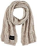 Calvin Klein Scarf 35x220 Juego de Accesorios de Invierno, Blanco, One Size para Mujer