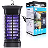 Best Indoor Mosquito Killers - Bug Zapper, 4000V High Powered Electric Mosquito Killer Review