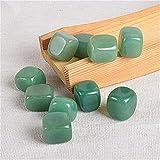 ZXCZXC Cristal Natural Circlado Piedra Aventurine Gemstone Rock Mineral Crystal Meditación Decoración de Hogar Collection Regalo (Size : 50g)