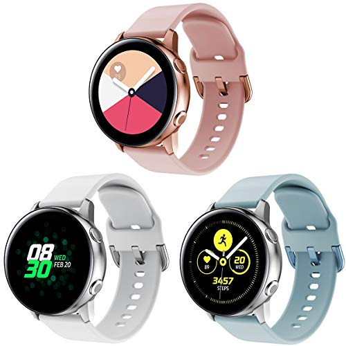 Yayuu para Samsung Galaxy Watch Active Correa
