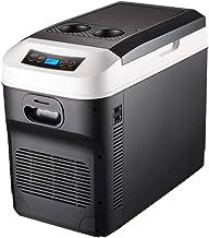 AUTOINBOX 12 V frigorifero da campeggio portatile da viaggio 7,5 litri Multifunzione riscaldamento raffreddamento frigo elettrico mini frigorifero Cooler box blu. Frigorifero auto