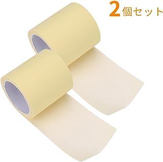 【2個セット】汗止めパッド 脇の下汗パッド 0.012 mm 透明&抗菌加工 脇の汗染み防止 長さ6m