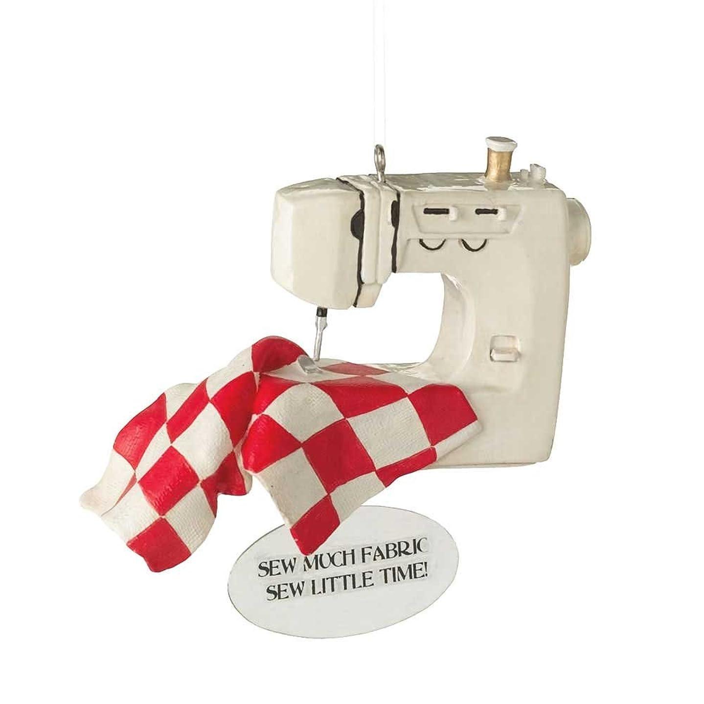 Midwest CBK LLC Sewing Machine Ornament