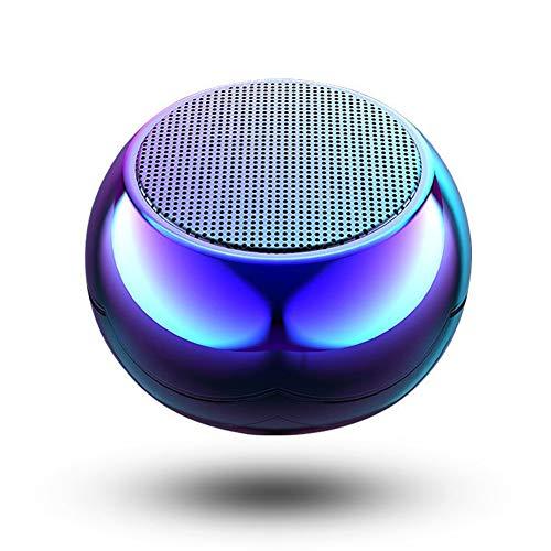 JIE. Altavoz inalámbrico portátil, Rango de Bluetooth 10M, bajo Mejorado