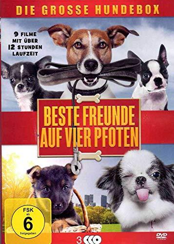 Beste Freunde auf vier Pfoten - Die große Hundebox mit 9 Filmen [3 DVDs]