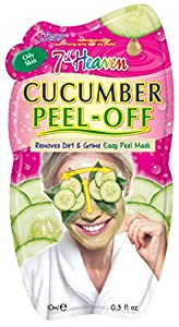 7th Heaven Cucumber Peel Off Masques 10ml