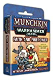 Steve Jackson Games Munchkin Warhammer 40k: Faith and Firepower 4482