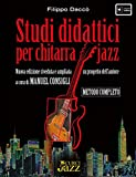 Studi Didattici Per Chitarra Jazz (Con Audio Online)