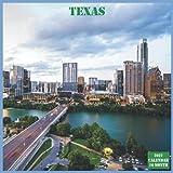 Texas Calendar 2022: Official Texas Calendar 2022, 16 Month Calendar 2022