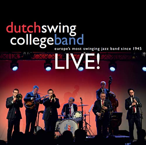 Dutch Swing College Band - Live!