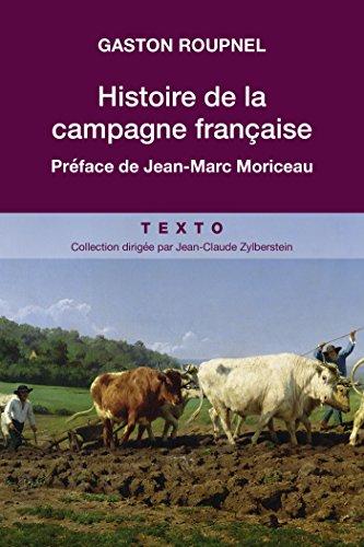 Histoire de la campagne Française (Texto)