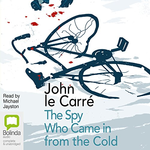 The Spy Who Came in from the Cold cover art