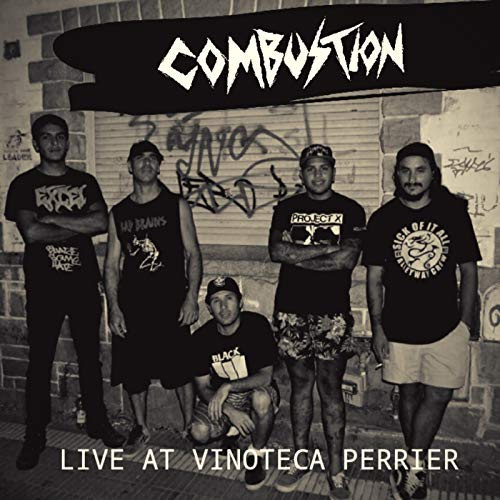 Live At Vinoteca Perrier