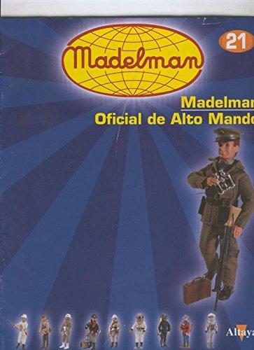 Madelman fasciculo numero 21