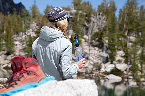 Sawyer MINI Wasserfilter LIMITED EDITION Outdoor Camping Trekking Wasserfilter Wasseraufbereitung (Camouflage) - 4