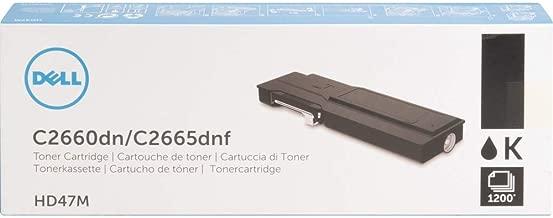 Dell HD47M Toner Cartridge C2660dn/C2665dnf Color Laser Printer