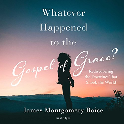 Whatever Happened to the Gospel of Grace?  By  cover art