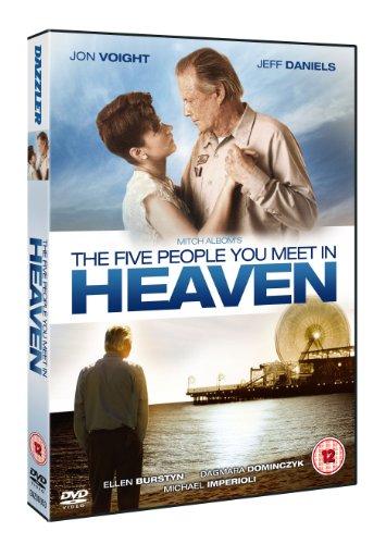 The Five People You Meet In Heaven [DVD]