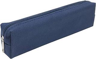WAYTEX Trousse textile rectangulaire petit format 18 x 3.5 x 4.5 cm couleurs Bleu Navy