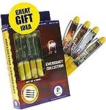 Souvenir diseño de emergencia Set de regalo, colección de 4diseño personalizado acción flotante bolígrafos con pantalla pen sin soporte