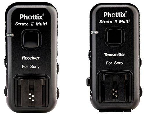 Phottix 15655 - Disparador Flash, Color Negro