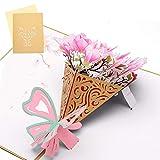 Sethexy 3D Carta di buon compleanno Apparire Carte del Ringraziamento Carte di San Valenti...