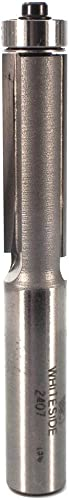 new arrival Whiteside Router Bits 2407 Flush Trim Bit with outlet sale wholesale 1/2-Inch Cutting Diameter and 1-1/2-Inch Cutting Length sale